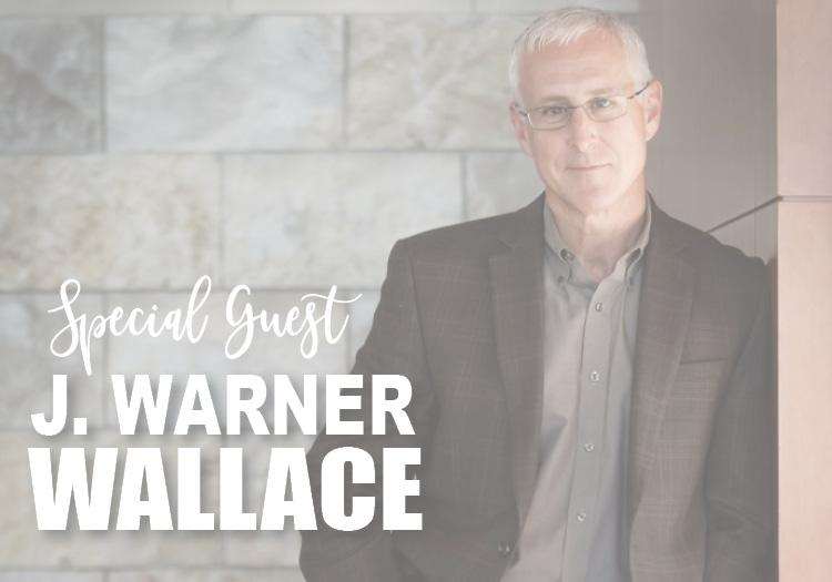 invite to event with guest J Warner Wallace