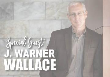 May Key Man speaker W Warner Wallace