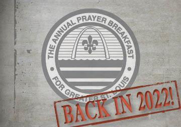 Prayer Breakfast back in 2022