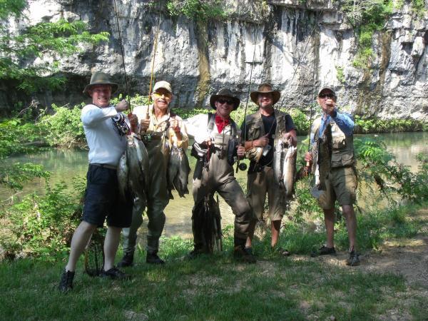 Rockbridge Fly Fishing