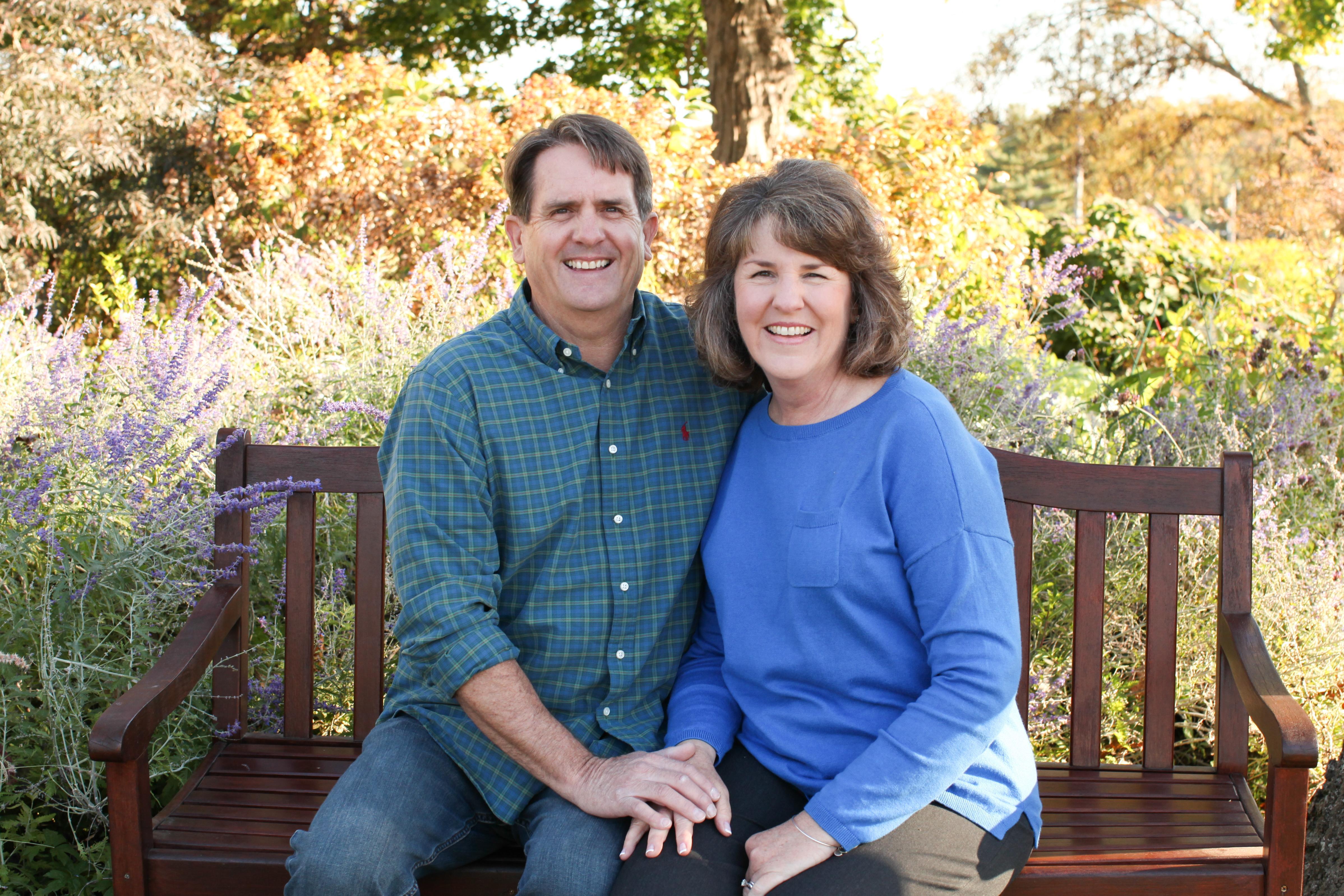 Dan and Kelly Hillis